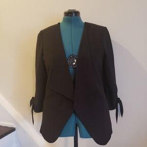 Women's Reitmans 3/4 Bow Sleeves Blazer